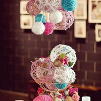 Cord and Yarn Crafts