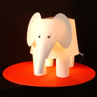 Elephant Lamp from multi4m