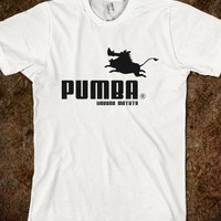 PUMBA - puma  - Marvel Designs