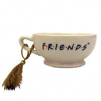 Friends Central Perk Latte Cup Ornament