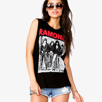 Ramones Muscle Tee