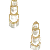 Spiked Chandelier Earrings | FOREVER21 - 1000035632