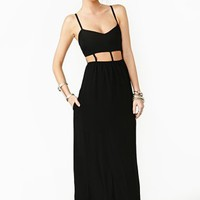 Closer Apart Maxi Dress