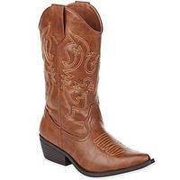 Olsenboye? Sandy Cowboy Boots : boots : womens shoes : jcpenney