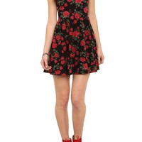 Red Rose Dress - 722193