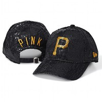Pittsburgh Pirates Bling Baseball Hat