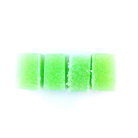 Sugar Scrub Cubes - Coconut Lime - 8 oz. Jar