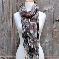 Gypsy 05 Multi Color Scarf 