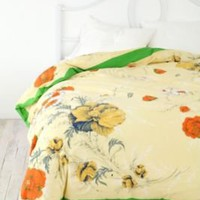 Antique Floral Duvet CoverOnline Only!