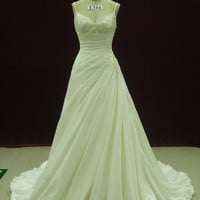 Bridal Gown Designer Inspired DWD344 by WeddingDressFantasy