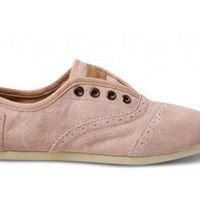 Rose Maudie Women&#x27;s Cordones | TOMS.com