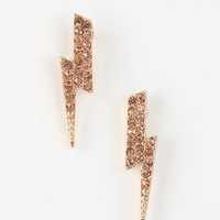 Urban Outfitters - Lightning Bolt Earring