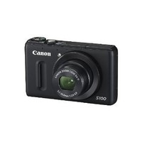 Amazon.com: Canon PowerShot S100 12.1 MP Digital Camera with 5x Wide Angle Optical Image Stabilized Zoom (Black): Electronics