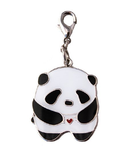  Panda Zipper Pull 