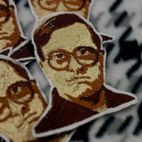 Bubbles Trailer Park Boys Patch by 11QuiltyAsCharged11 on Etsy
