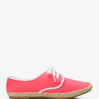Espadrille Sneakers | FOREVER 21 - 2043446911