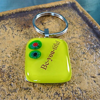 Be-YOU-tiful Key Ring