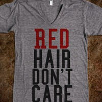C - Red Hair Don&#x27;t Care2