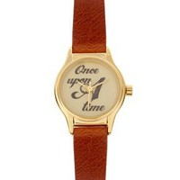 ASOS | ASOS Watch With &#x27;Once Upon a Time&#x27; Dial at ASOS