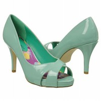 Women's Madden Girl  Gertiee Mint Patent Shoes.com