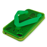 Flip-Flop iPhone Case at Brookstone—Buy Now!