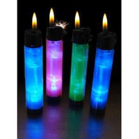 GlowFire Illuminating Disposable Lighter (Assorted): Everything Else