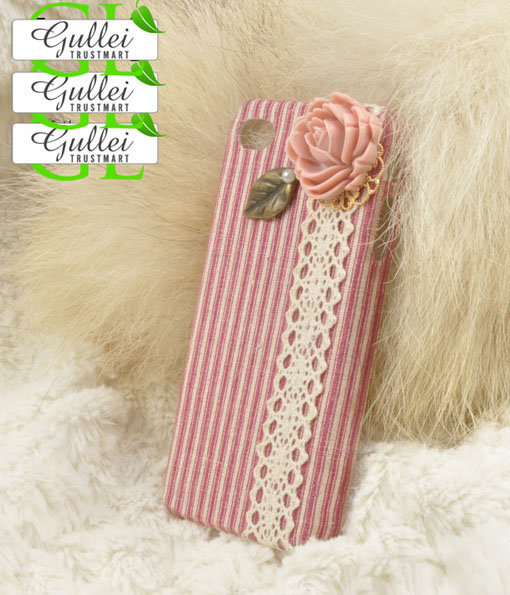 iPhone 4G iPod Touch 4G Rose Lace Best Case - GULLEITRUSTMART.COM