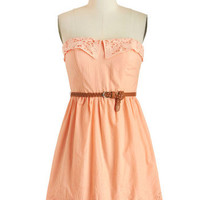 Made for Peach Other Dress | Mod Retro Vintage Dresses | ModCloth.com