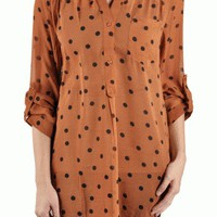 Dotted Soft N&#x27; Sheer - Women&#x27;s Clothing and Fashion Accessories | Bohme Boutique