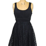 Lovely in Lace Dress: Black - &amp;#36;39.99 : Spotted Moth, Chic and sweet clothing and accessories for women