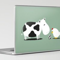 A Birth Day Laptop & iPad Skin by Jean-Sébastien Deheeger | Society6