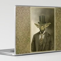 Sir Yoda Laptop & iPad Skin by Terry Fan | Society6