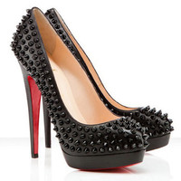 Christian Louboutin Alti Pump 160mm Spikes Black