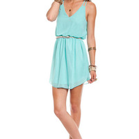 Square One Tank Dress II $40