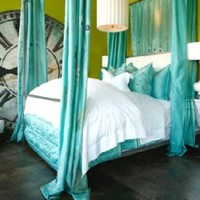 Turquoise Decor | Manolo for the Home