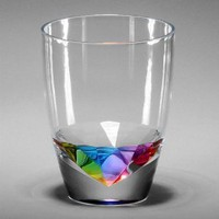 Rainbow Diamond Drinkware