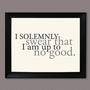 Harry Potter I Solemnly Swear Marauder&#x27;s Map by HesedBooksAndGifts