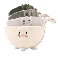 Cat Measuring Cups / Set of 4 - The Afternoon