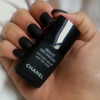 Chanel Velvet Matte Top Coat
