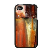 Rusted Metal - IPhone 4/4S  Case from Zazzle.com