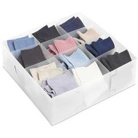 Drawer Organizers with Dividers - College Dorm Organizer Essential cool college supplies cheap college items dorm room products