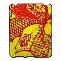 Yellow Bloom - IPad Case from Zazzle.com