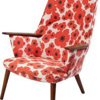 One Kings Lane - Jay Jeffers - Hans Wegner AP-27 Oak Armchair