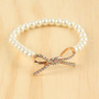Dainty Pearls Bracelet