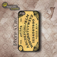 iPhone 5 Case, Ouija Board iPhone Case Hard Fitted iPhone 5 Case, iPhone 5 Hard Case