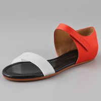 3.1 Phillip Lim Sidibe Flat Sandals | SHOPBOP