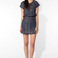 UrbanOutfitters.com > A.P.C. Madras Lurex Stripe Dress