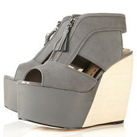 PILOT Sporty Curved Wedges - New In This Week - New In - Topshop USA