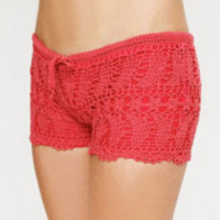 Crochet Boy Short