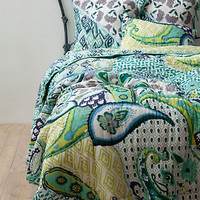 Daydreamer Quilt - Anthropologie.com